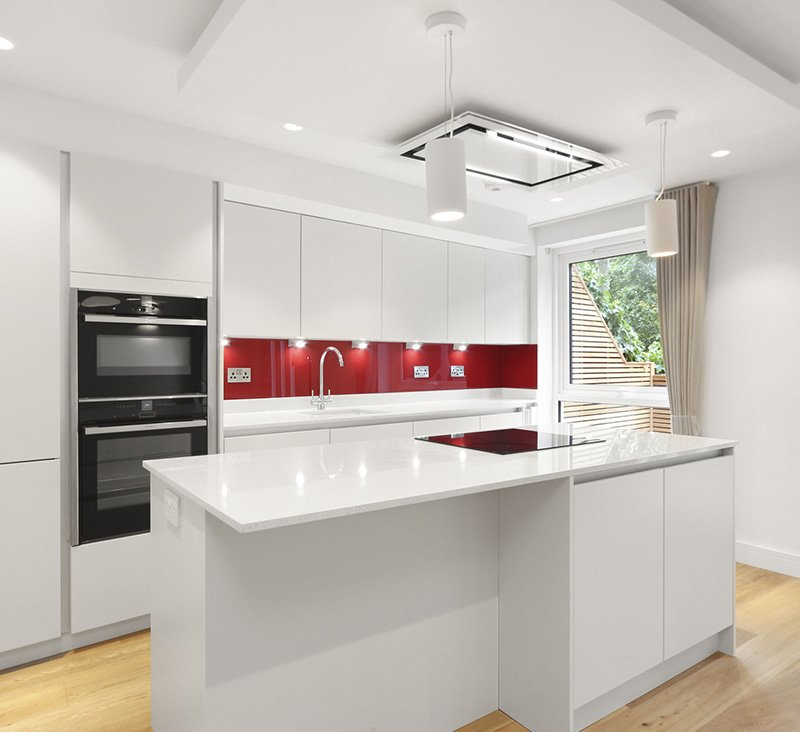 Trinity Living Kitchens